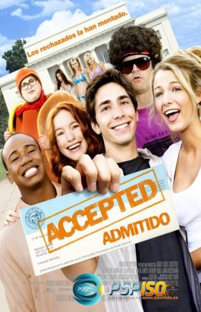 ��� ������� / Accepted (2006) HDRip