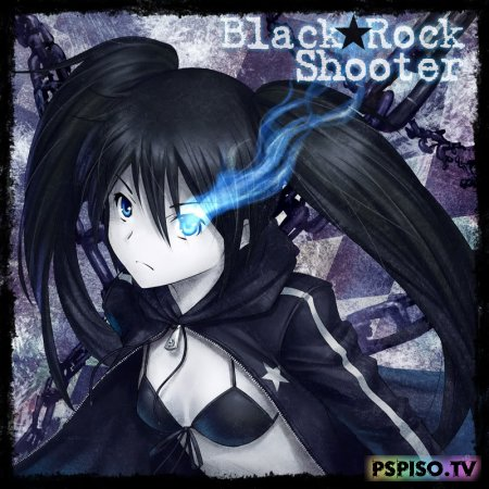 Два новых видео Black Rock Shooter для PSP