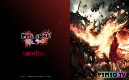 ��� ����������� � ������ ���������� Final Fantasy Type-0