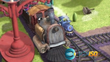 ����������� ���������� ���������� / The Little Engine That Could (2010) DVDRip