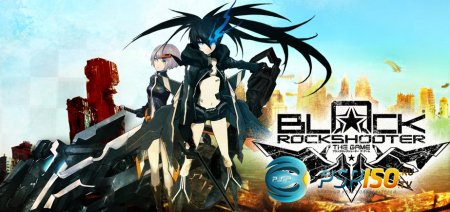 Black Rock Shooter: The Game для PSP - видео-трейлер + новая информация