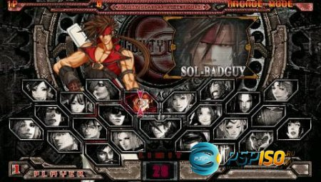 Guilty Gear XX Accent Core Plus [EUR]