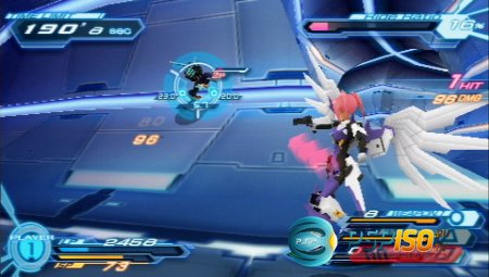 Busou Shinki: Battle Masters Mk. 2 для PSP - видео + еще видео