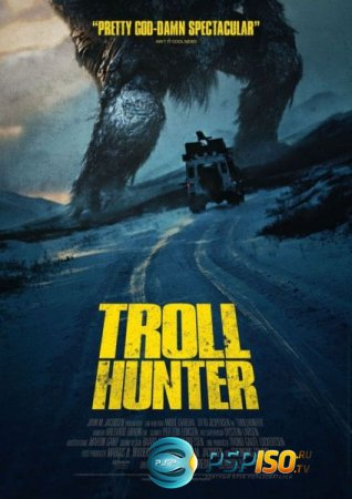 Охотник на троллей / The Troll hunter / Trolljegeren [HDRip][2010]