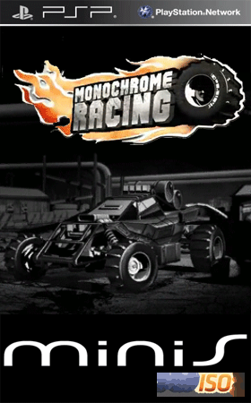 Monochrome Racing [ENG][Minis]