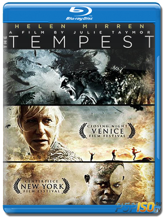 ���� / The Tempest (2010) HDRip