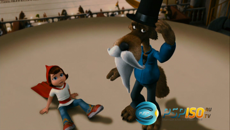 ������� ����� ������ ��� / Hoodwinked Too! Hood VS. Evil (2011) DVDRip