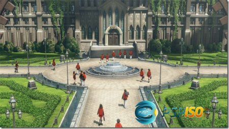 ��� �� ���� Final Fantasy Type-0