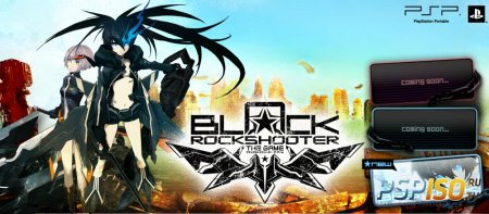 Black Rock Shooter: The Game - видео