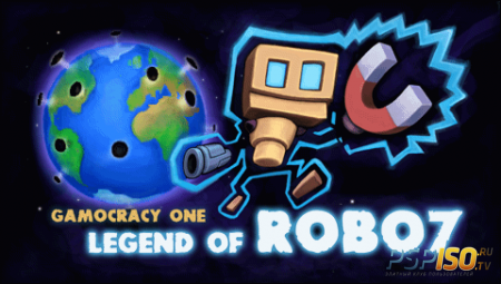 Gamocracy One: Legend Of Robot [ENG][Minis]