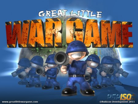 Great Little War Game выйдет на PSV + Трейлер с Е3