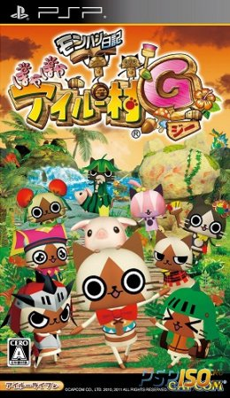 Monster Hunter Diary Poka Poka Felyne Village G [JPN]