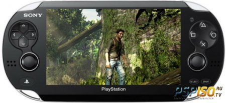 Uncharted Golden Abyss - Видео с Gamescom 2011