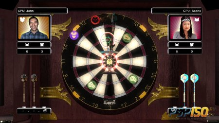 Top Darts - ����� � Gamescom 2011