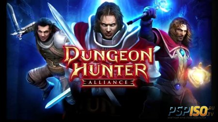 Dungeon Hunter: Alliance - анонс