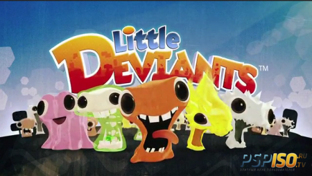 ����� ����� � ��������� Little Deviants ��� PSV