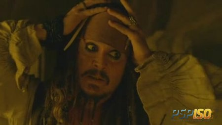 Пираты Карибского моря 4: На странных берегах / Pirates of the Caribbean: On Stranger Tides (2011) DVDRip