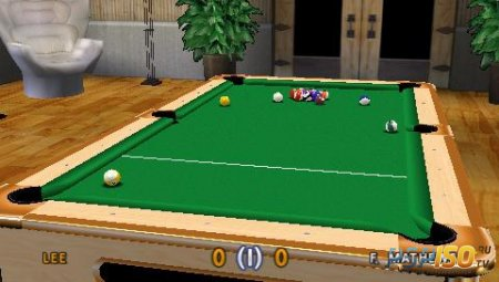 Arcade Pool & Snooker (PSPENGMinis)