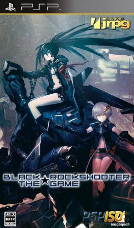 Black★Rock Shooter: The Game [ENG]