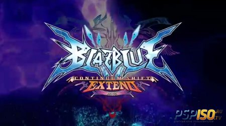 Blazblue Continuum Shift Extend - промо-видео