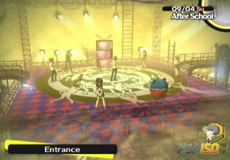 Persona 4: The Golden ��� PS Vita