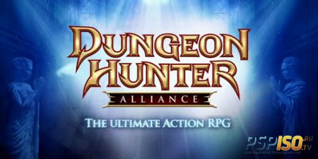 Новое видео Dungeon Hunter Alliance для PS VITA