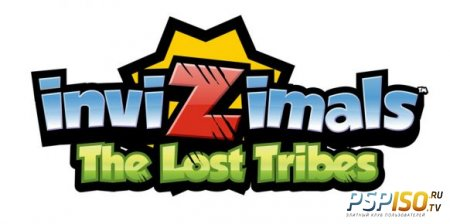 Трейлер игры Invizimals:The Lost Tribes с gamescom