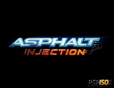 Asphalt Injection - гонки для PS Vita. Видео.
