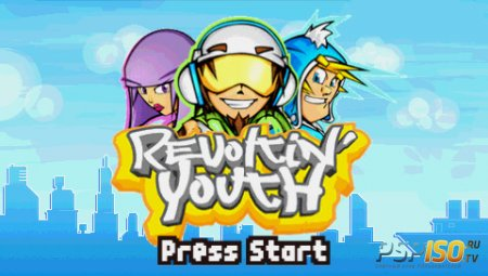 Revoltin' Youth [EUR]
