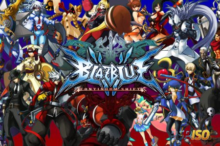 BlazBlue Continuum Shift 2 в Европе