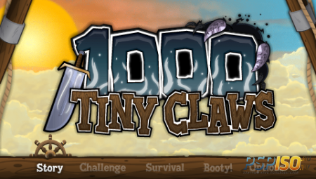 1000 Tiny Claws [USA]