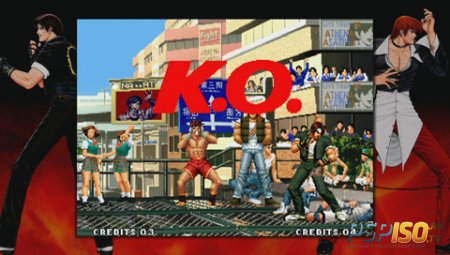 The King of Fighters '96 [USA]