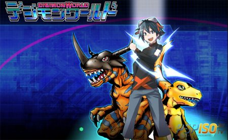 Новые сканы Digimon World Re:Digitize