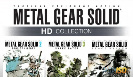 Metal Gear Solid HD Collection - ������ ����������