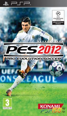 PRO EVOLUTION SOCCER 2012 [Path]