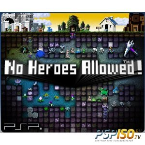 ����� ������� No Heroes Allowed