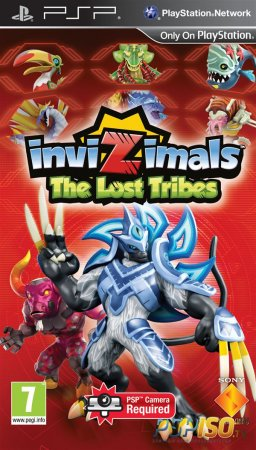 Invizimals: The Lost Tribes [RUS/EUR]