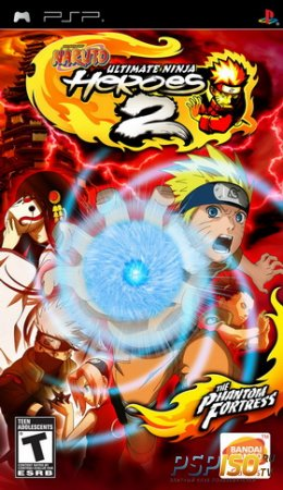 Naruto: Ultimate Ninja Heroes 2: The Phantom Fortress [ENG] [RePack]
