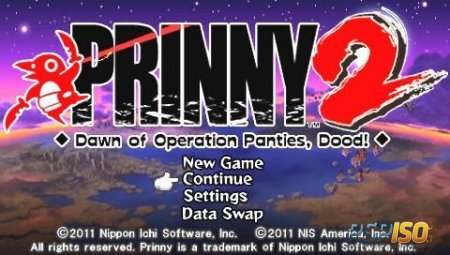 Prinny 2: Dawn of Operation Panties, Dood! [EUR]