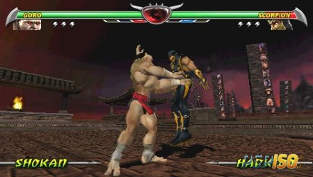Mortal Kombat: Unchained [ENG] [RePack]