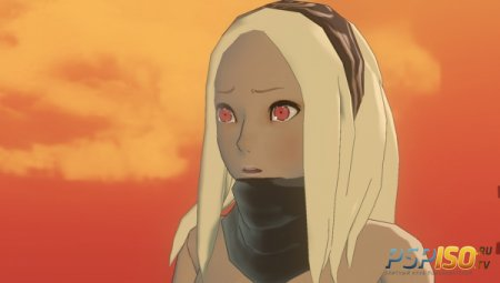�������� ����� ������� Gravity Rush Cinematic