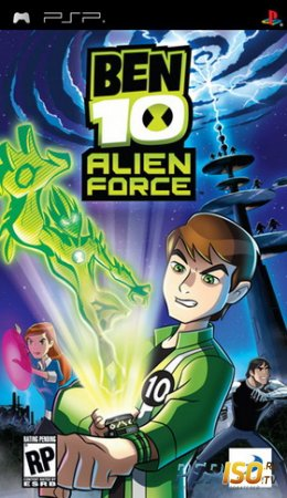 BEN 10 - Collection [ENG] [RePack]