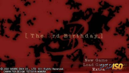 The 3rd Birthday [ENG] [RePack]