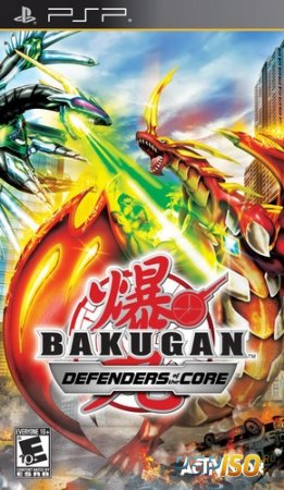 Bakugan Battle Brawlers: Defenders of the Core [ENG] [RePack]