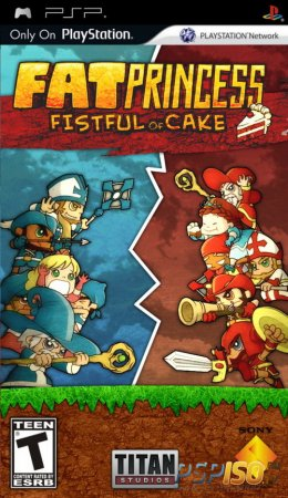 Fat Princess: Fistful of Cake [RUS] [RePack]