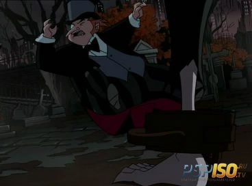 Бэтмен против Дракулы / The Batman vs Dracula: The Animated Movie [DVDRip]