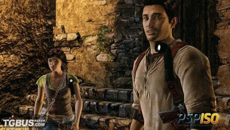 Uncharted: Golden Abyss - ����� ���������