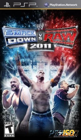 WWE Smackdown vs Raw 2011 [ENG] [RePack]