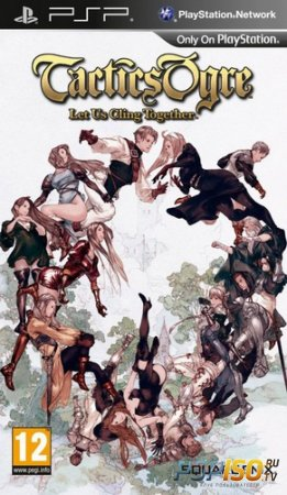 Tactics Ogre: Let us Cling Together [ENG] [RePack]