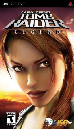 Tomb Raider: Legend [RUS] [RePack]